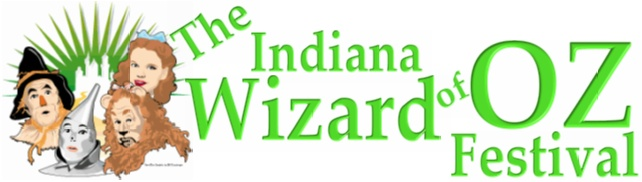 Indiana Wizard of Oz Festival Banner